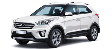 прокат Hyundai Creta AT